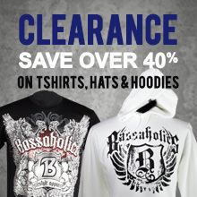Sale on fishing shirts, hats & hoodies