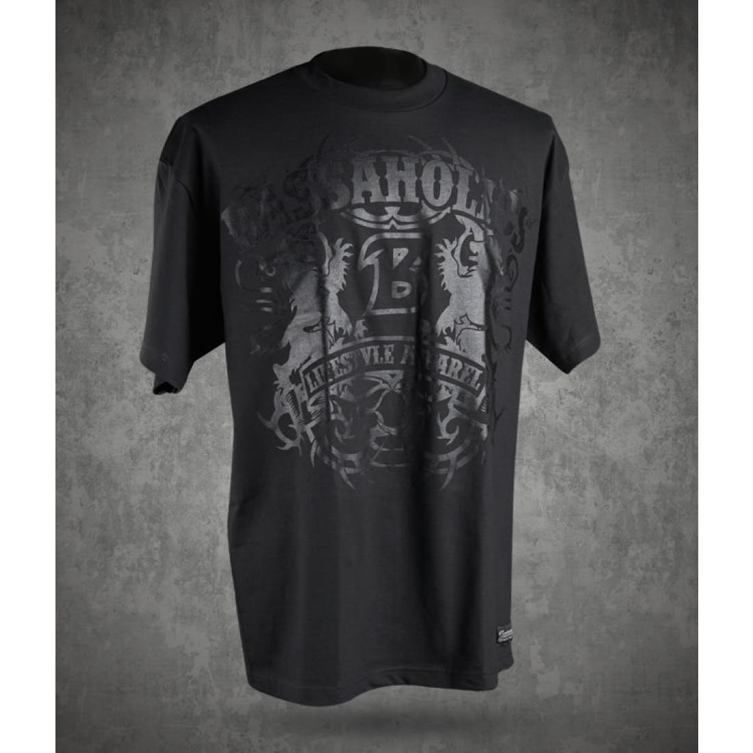 B Lions TShirt in Black