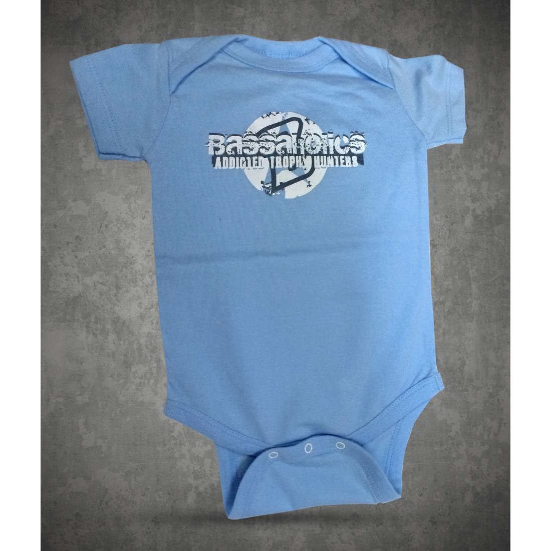 Baby Fishing Onesie - Battlestar in Blue