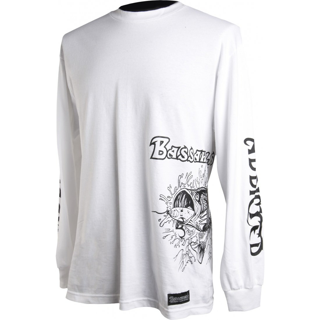 Fifty One Fifty Long Sleeve Fishing Shirt in White