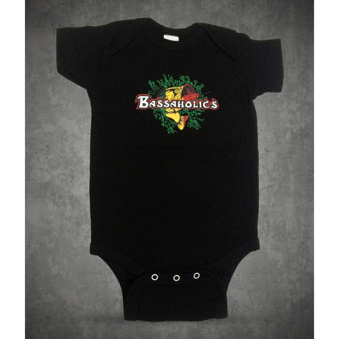 Rasta Baby Fishing Onesie