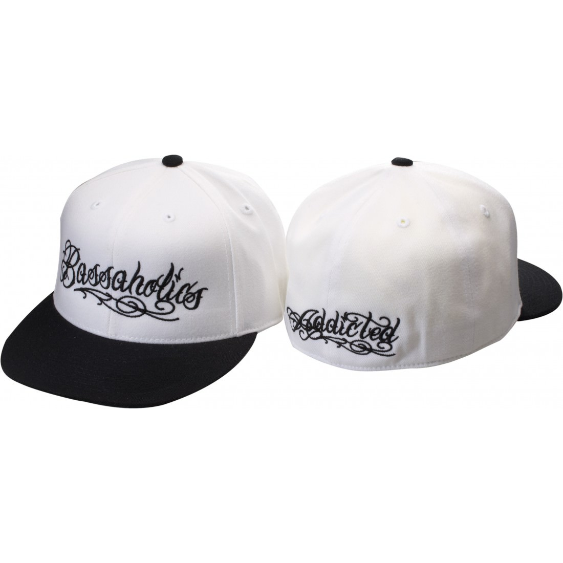 Tattoo Script Mens Hat White
