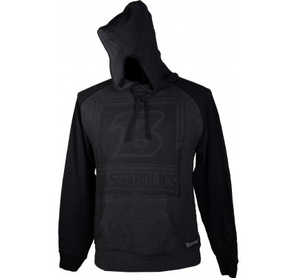 Boxed Pull Over Hoodie
