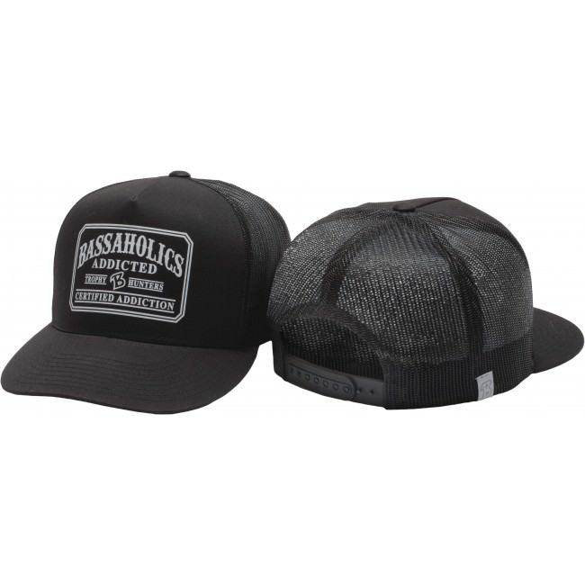 Certified Trucker Fishing Hat